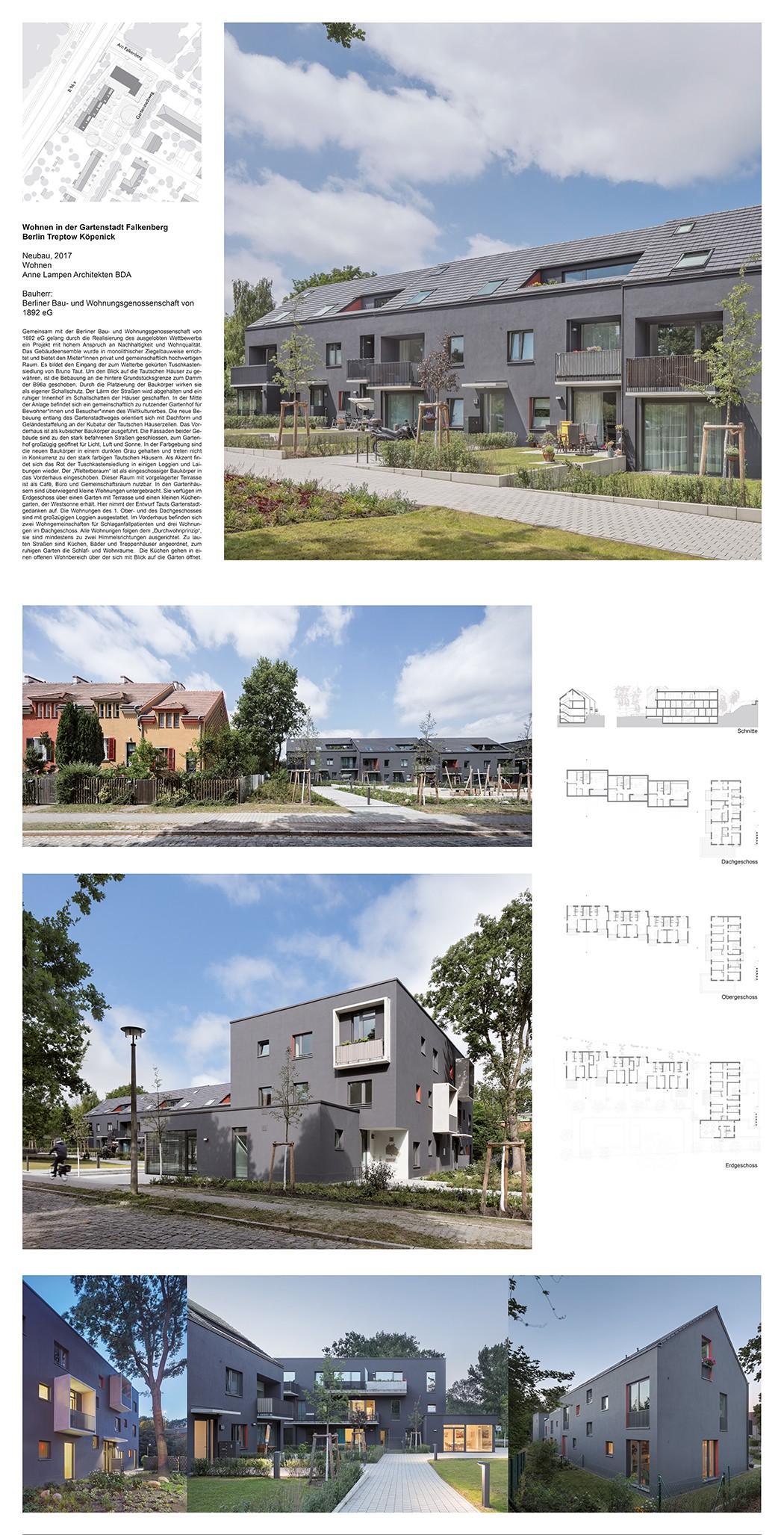 84 Neues Wohnen In Der Gartenstadt Falkenberg Am Falkenberg 115