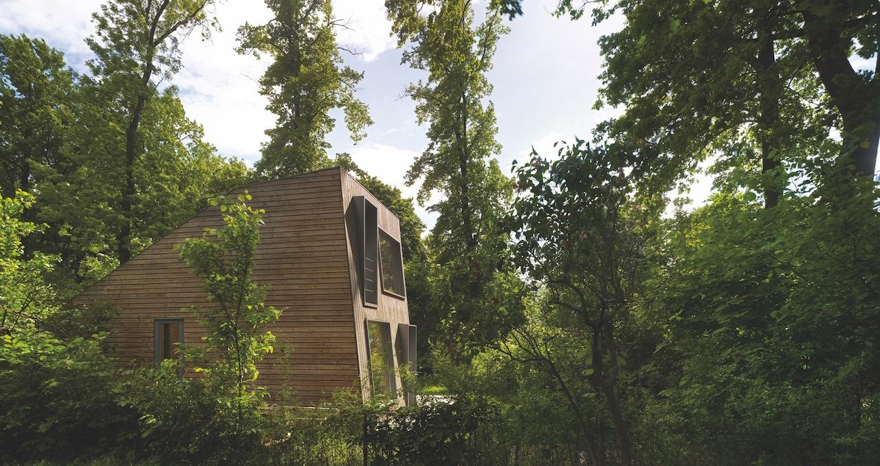 Publikumspreis 2012: Wochenendhaus auf Valentinswerder (Foto: Stefan Müller)